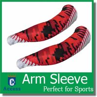 arm sport bicycle - Out Sport Cycling Bicycle UV Sun Protection Arm Warmers Cuff Sleeves Cover color