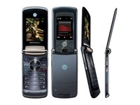 band features - Filp Feature Phone Motorola RAZR2 V9 With Inch Screen Support FM Bluetooth SD Card Quad Band GSM Factory Unlocked Mobile Phone