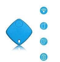 Wholesale Wireless Bluetooth Smart Finder Anti Lost Alarm Child Pet Keys Wallet Finder Camera Shutter for Smartphones