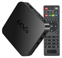 Wholesale MXQ Android TV Box S805 Quad Core KODI Box G G P Fully Loaded Streaming player Support KODI Show Box Free Sports Movies