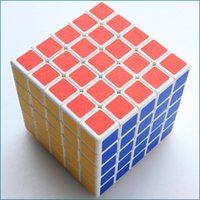 Wholesale Matting Puzzles Magic Cubes Toys Order Five Intelligence Magic Cube Competition Puzzle Toy Education Interaction