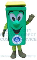 ash bins - waste ash bin mascot costume for adult environment protection cartoon recycle can theme anime cosply costumes carnival fancy dress