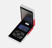 balance or scale - by DHL or EMS50pcs Digital Pocket Scale Balance Weight Electronic Kitchen Jewelry Scales gX0 gram Cigarette Case