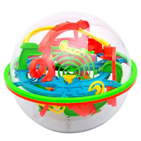 Cheap Wholesale magic ball of intelligence Maze ball children's educational toys quality guarantee package mail selling toys