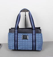 american offer - new arrival hot classic style Women canvas letter shoulder bag multicolor speicial offer