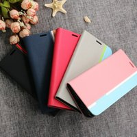 a8000 - Luxury Wallet Bag Stand Mixed Colors Top TPU PU Leather Case For Samsung Galaxy A8 A8000 Case with Card Slot