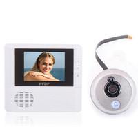 Wholesale 2 quot Inch LCD Monitor Digital Door Peephole Viewer Doorbell Home Security Camera