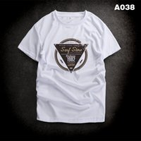 Wholesale 2016 Hot Sale The Summer New Arrival DIYT shirt In White With Different Sizes