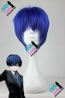 arcana famiglia cosplay - Nova Wig Arcana Famiglia Wig Nova Cosplay Wig Blue Mens Arcana Famiglia Cosplay Wigs