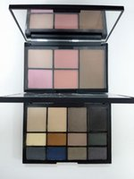 Wholesale 2016 new Nar Virtual Domination Cheek Palette and Nar Issist Eyeshadow Palette Colors Matte Shimmer Shadow Palette