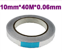 Wholesale Heatshield Tape mm m Slivery BGA Aluminum Foil Tape High Temperature Tape