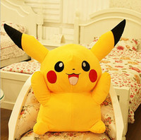 Wholesale Pikachu Plush dolls cm plush toys cartoon Stuffed animals toys soft Christmas best Gifts