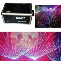 auto entertainment system - 12w high power outdoor advertising laser projector full color laser show system laser stage light for event