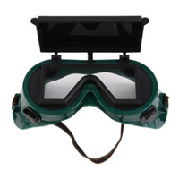 active safety - New Welding Goggles Cutting Grinding Welding with Flip Up Glasses Lenses Welder Labour Working Safety Protective Eyewear