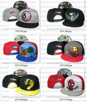 Wholesale 2016 Best Quality EMS Adjustable snapback hat custom skate MISFIT hats snapbacks snap back cap mixed men women caps HTK