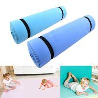 Wholesale Pc New EVA Foam Eco friendly Dampproof Mat Exercise Yoga Pad Sleeping Mattress