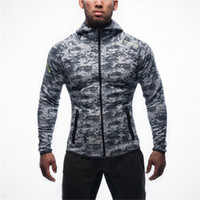 Wholesale New Fashion Mens Bodybuilding Hoodies Gym Brand clothing Workout Shirts Hooded Sport Suits Tracksuit Men Sweats