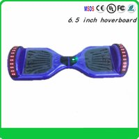 assurance scooter - Quality assurance hoverboard LED Scooter Bluetooth Speaker Hoverboard Electric Scooter Smart electric unicycle Self Balancing Skateboard