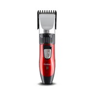 Wholesale 2016 Latest Waterproof LED Show Rechargeable Electric Hair Clipper Hair Trimmers Professional Cutting Haircut Styling Tools
