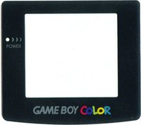 Wholesale Replacement protective Screen Lens for Game Boy color gbc