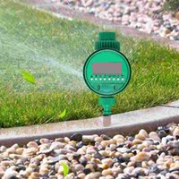 automatic water valve timer - 2016 High Quality Water Timer Waterproof Automatic Watering Timer Electronic Garden Irrigation Timer Solenoid Valve Sprinkler