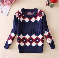 Wholesale Children sweater New Pure cotton Children s clothing Boy sweater The boy sweater Children s clothing sales