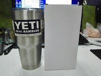insulation - Yeti oz Rambler oz oz Tumbler Bilayer Stainless Steel Insulation Cup OZ Cups Cars Beer Mug Large Capacity Mug Tumblerful