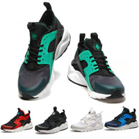 Wholesale Air Huarache Running Shoes IV Outdoor Sport Trainer Shoes Light Weight Casual Fashion Sneakers Size Couple Shoes
