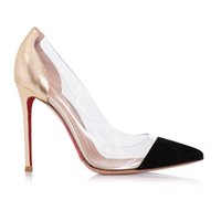Cheap 2016 Fashionable Summer Shoes Women Shoes Ladies Shoes 12CM Pointed toe Shoes Single shoe Gold Color Nice and Suitable For Young Lady