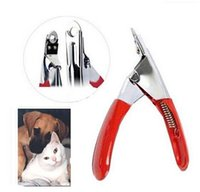 Wholesale Nail Clippers Scissors Grooming Trimmer Tool for Pet Dog Cat Noe Cut Mini Profession Arrival Super Hot Sale