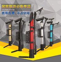 Wholesale high qility colorful Aluminum alloy portable pump bike pump Bicycle pump mini pump g