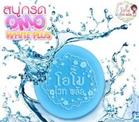 Wholesale Presale New Item OMO White Plus Acid Blue Soap Speed Whitening Soap fast clear the black spot