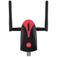 antenna technology - New Mini Portable USB Mbps WiFi Repeater Network n MIMO technology with Dual dBi High power Antennas
