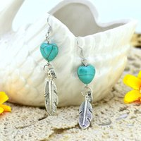 agate beach - Cheap Bride Jewelry Agate Earrings Drop Earring Beach Wedding Hottest Earrings Drop Two Pieces One Parcel