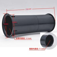 Wholesale Speaker Accessories Trepanned thickening quality speaker vent speaker tube airducts