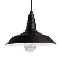 al por mayor luces de la fábrica de la vendimia-Lámpara colgante Retro luz Modern Vintage Loft Industrial Sombras fábrica de Edison de la lámpara de las luces E27
