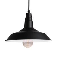 achat en gros de lumières usine vintage-Moderne Loft Industriel Vintage Lumière Retro Pendant Lamp Shades usine Edison Chandelier Lumières E27