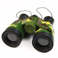 Wholesale x30 Zoom Outdoor Travel Folding Binoculars Telescope For Children Toy Kids Gift