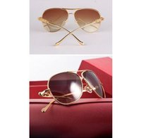 acrylic frame - The original quality Classic luxury sunglasses for men and women with package