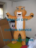 age kit - Sabertooth tiger diego mascot costume ice age custom fancy costume anime cosply kits mascotte fancy dress carnival costume