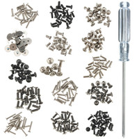 Wholesale New Arrival Set Assorted Laptop Screw Set w Screwdriver for IBM for TOSHIBA for SONY for DELL for SAMSUNG