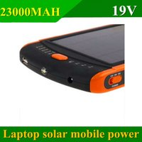 Wholesale Laptop solar charger mah large capacity solar mobile power supply all kinds of digital products can be used