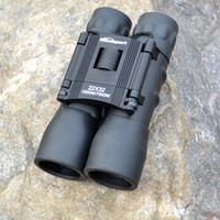 Wholesale Upgraded x32 Binoculars Telescope Wide Angle x Optical Lens Zoom Folding Binocular Spy Telescopio Pechan Prism