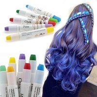Wholesale Beauty piece Convenient Temporary Super Hair Dye Colorful crayon Hair Color Alcohol Free crayon for the hair M02197