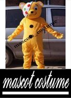 bear theme - pudsey bear mascot costume custom fancy costume anime cosply mascotte theme fancy dress carnival costume