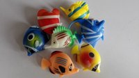 Wholesale Toy fish leads plastic tropical fish model will Swimming Center