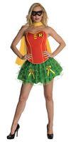 adult robin costume - High Quality Adult Sexy Robin Girl Corset Womens Costume Batman