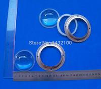 Wholesale degree Diameter mm Optical Glass Lenses for High Power Integrated LEDs