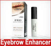 Wholesale hot sale by DHL FEG Eyebrow Enhancer For Eyebrow Growth and Styling Days Effective
