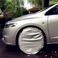 Wholesale Tire protection cover Waterproof UV protective cover tires